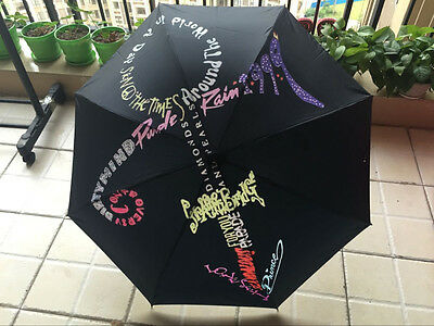 Prince Purple Rain Symbol Collectable umbrella