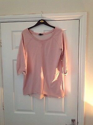 H&M maternity top size 10