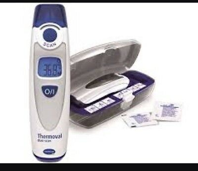 Thermomètre Thermoval duo scan (oreille et frontal) Hartmann