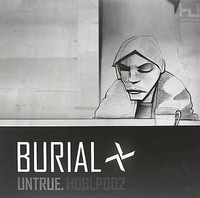Burial Untrue New Sealed Double 180G Vinyl Lp In Stock