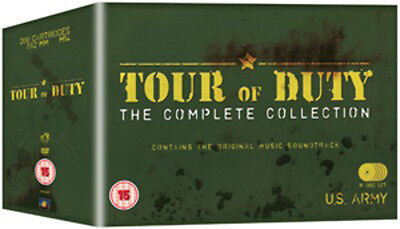 Tour of Duty: The Complete Series (Box Set) [DVD]