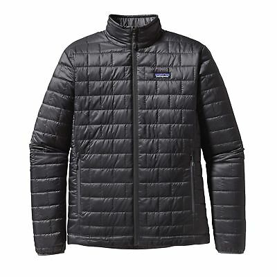 Patagonia Men's Insulated Nano Puff Jacket - Forge Grey