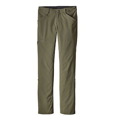 Patagonia Women's Quandary Pants - Industrial Green