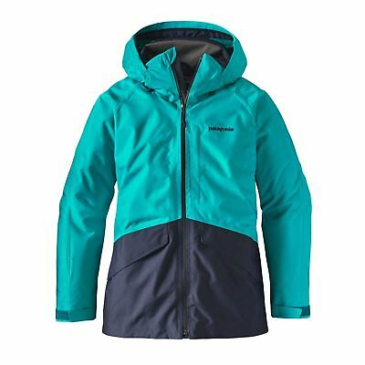 Patagonia Women's Insulated Snowbelle Jacket - Epic Blue