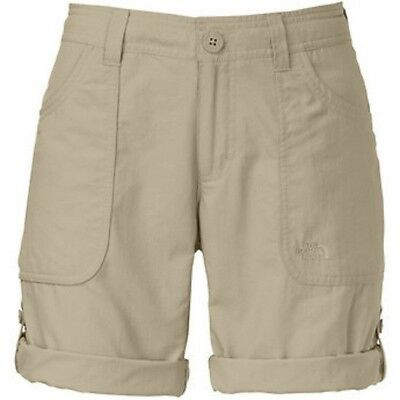 The North Face Women's Horizon 2 Roll-Up Shorts - Dune