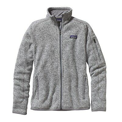 Patagonia Women's Better Sweater Fleece Jacket - Birch White