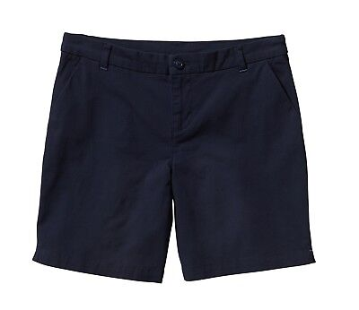 "Patagonia Women's Stretch All-Wear Shorts 8"" - Navy Blue"