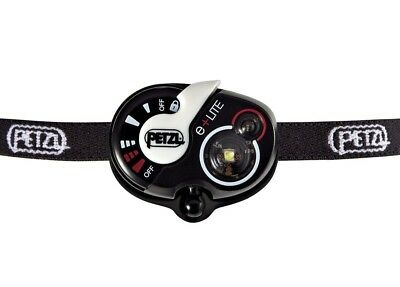 Petzl e+Lite Emergency Headlamp - 50 Lumens [2017 Model]