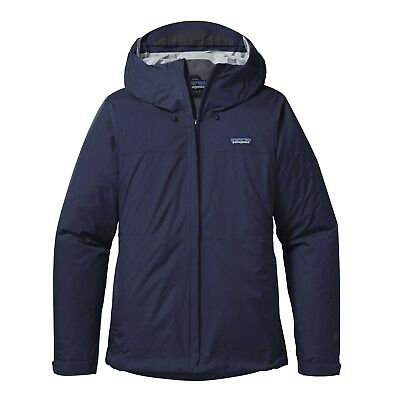 Patagonia Women's Torrentshell Rain Jacket - Navy Blue