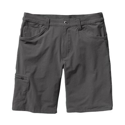 Patagonia Men's Quandary Shorts - 10 in. Forge Grey