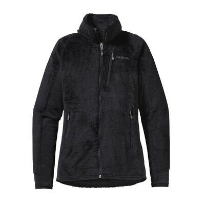 Patagonia Womens's R2 Fleece Jacket Black (X-Large Only)