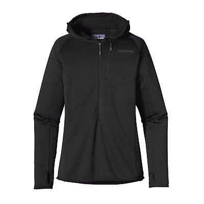 Patagonia Women's R1 Regulator Fleece Hoody - Black