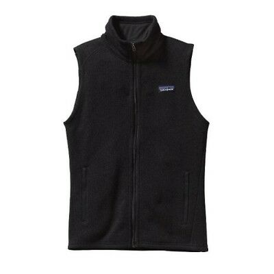 Patagonia Women's Better Sweater Fleece Vest - Black