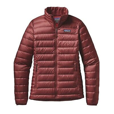 Patagonia Women's Down Sweater Jacket - Drumfire Red
