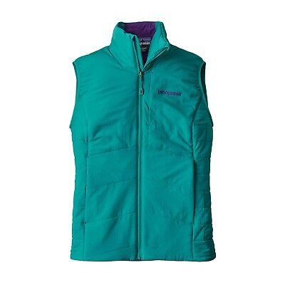 Patagonia Women's Nano-Air Insulated Vest - True Teal