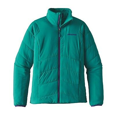 Patagonia Women's Nano-Air Insulated Jacket - True Teal