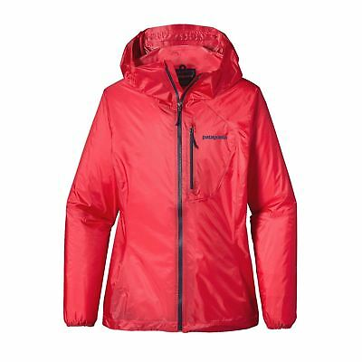 Patagonia Women's Alpine Houdini Jacket - Shock Pink - CLEARANCE Large Only