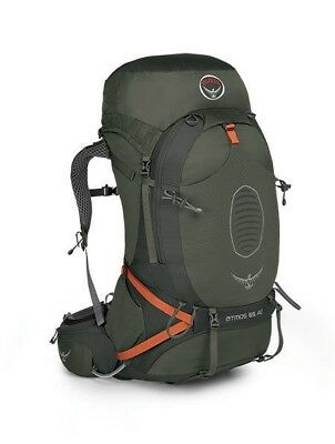 Osprey Atmos AG 65L Men's Hiking Pack - Graphite Grey