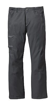 Patagonia Men's Simul Alpine Technical Softshell Pants - Forge Grey