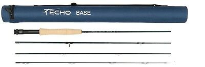 Echo Base Series (Medium/Fast Action) - Affordable Fly Fishing Rods