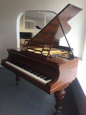 Bluthner Aliquot Grand. Rosewood - Fully reconditioned - 5 yr guarantee