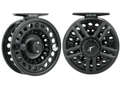 Echo Base Series Fly Reel