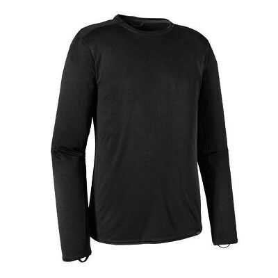 Patagonia Men's Capilene Mid-Weight Crew Thermal - Black
