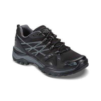 The North Face Men's Hedgehog Fastpack Hiking Shoe - TNF BLK/GRIF