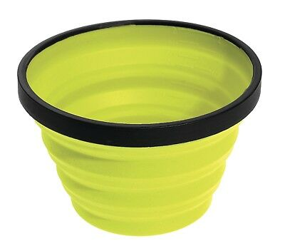 Sea to Summit X-Mug Lime - Collapsible Silicone Mug