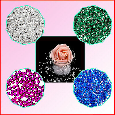 6000 Pcs Scatter Crystals Diamonds Gems for Wedding Birthday Party Decoration