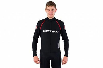 Castelli Gabba Convertible Jacket.windproof/waterproof.brand New Cond.cost$410