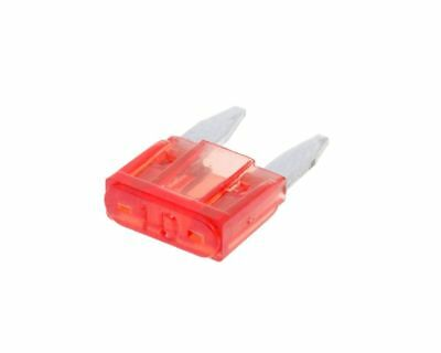 Fuse blade fuse Mini 11,1mm 10A red