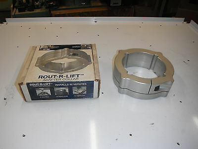 Rout-R-Lift adapter collar for Porter Cable Router (4553)