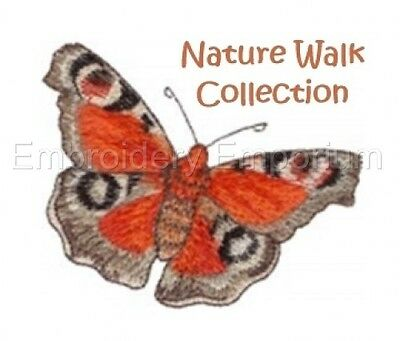 Nature Walk Collection - Machine Embroidery Designs On Cd