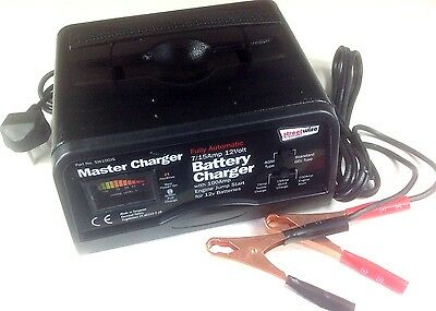HEAVY DUTY 12v battery charger car van 100A jump starter automatic 2A 15A boat