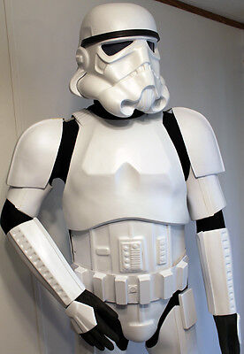 Star Wars ANH Stormtrooper Armor - 100% Screen Accurate