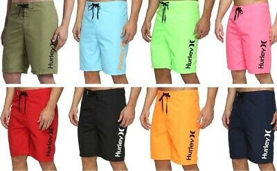 """New Men's Hurley One & Only 2.0 Boardshorts 21"""" - MSRP $40 - All Colors & Sizes"""