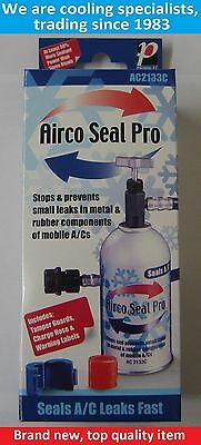 Brand New Airco Seal Air Con / Air Conditioning Leak Stop Complete With Hose