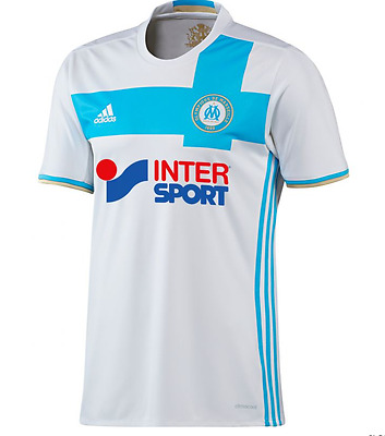 Olympique de Marseille Home Shirt 2016/17 Personalised Name/Number Available
