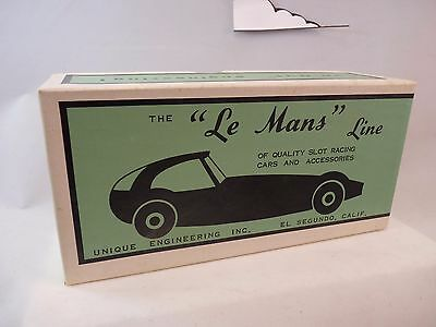 """The """"le Mans"""" Line  # 3208  Brass Chassis No Motor  Vintage  1/32 Scale"""