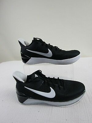 71cd2b019526 PRE-OWNED NIKE KOBE AD black white GS Youth Shoe Size 7Y -  56.75 ...