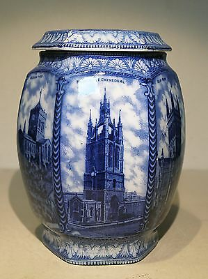 Maling Ringtons Cathederals  Caddy - 1929