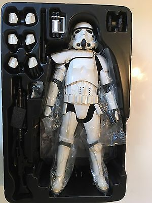 Hot Toys Star Wars Stormtrooper Jedha Patrol Exclusive Rogue One 1/6