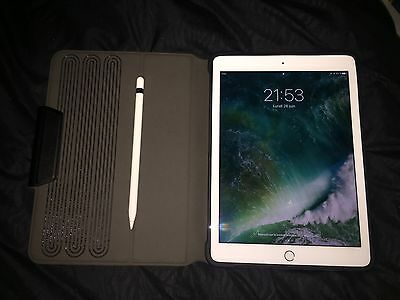 Tablet PC Apple iPad Pro 128 Go, Wi-Fi Couleur Or + Stylet Apple