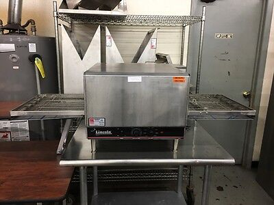 Lincoln 1302 - Electric Countertop Conveyor Oven - 240V, 1 Phase - Refurbished