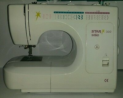 Macchina da cucire STAR seiko - sewing machine STAR seiko