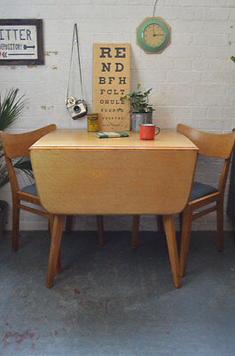 Vintage Mid Century G Plan Gomme Table Dining Kitchen