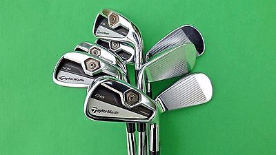 Taylormade Cb Forged 3-Pw (X) Flex Iron Set Excellent Condition - Pga Sellers