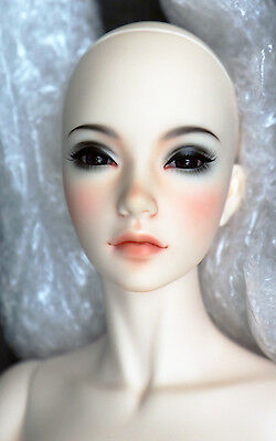 Iplehouse EID Asa in Normal Skin with Custom Faceup by Iplehouse  Large Bust BJD