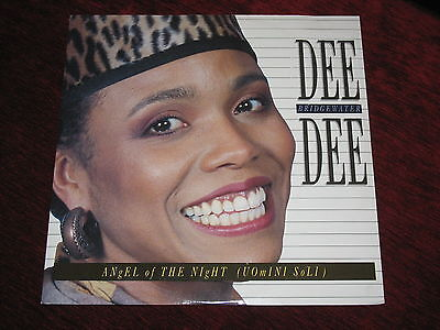 "DEE DEE BRIDGEWATER ""12 extended ANGEL OF THE NIGHT (1990) cover POOH"
